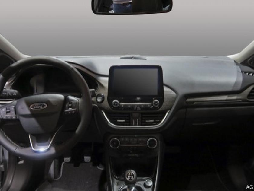 Ford Puma 1.0 Ecoboost 125ch Mhev St-line X - Visuel #11