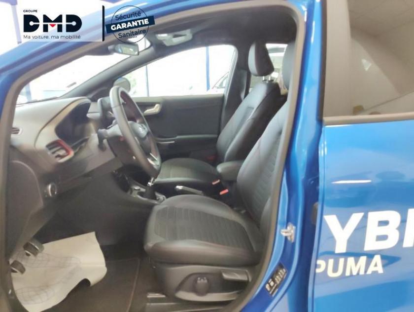 Ford Puma 1.0 Ecoboost 125ch Mhev St-line X - Visuel #9