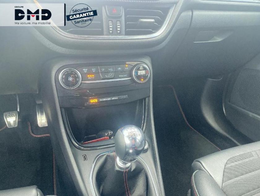 Ford Puma 1.0 Ecoboost 125ch Mhev St-line X - Visuel #8