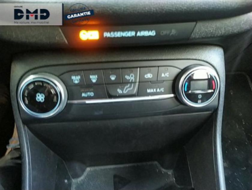 Ford Fiesta 1.0 Ecoboost 100ch Stop&start Titanium 5p Euro6.2 - Visuel #18