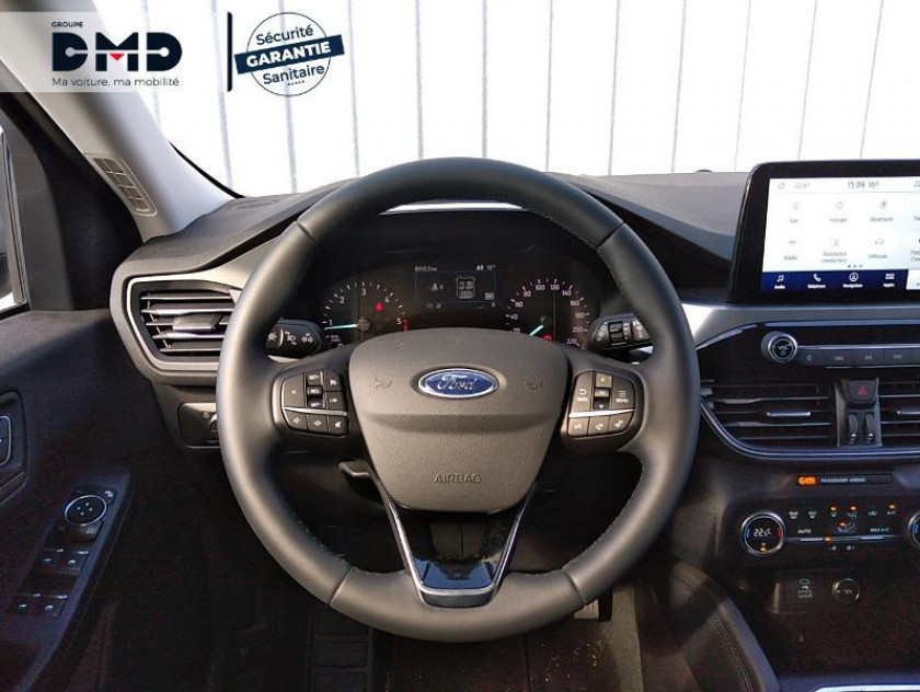 Ford Kuga 2.0 Ecoblue 150ch Mhev Titanium - Visuel #7