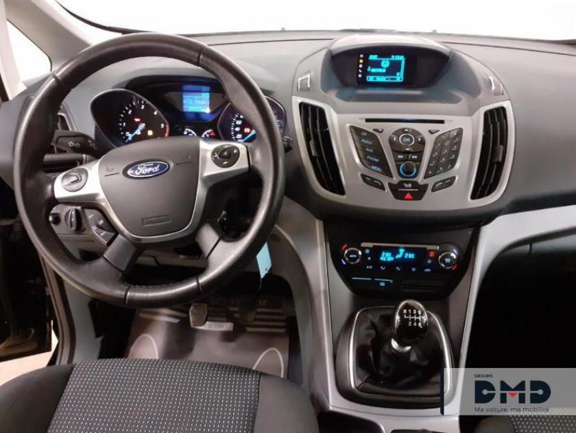Ford C-max 1.6 Tdci 115ch Fap Edition - Visuel #4