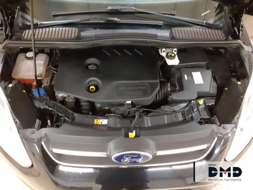 Ford C-max 1.6 Tdci 115ch Fap Edition - Visuel #13