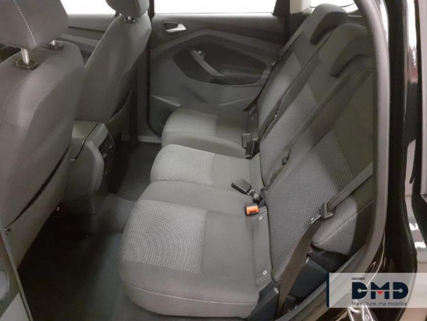 Ford C-max 1.6 Tdci 115ch Fap Edition - Visuel #9