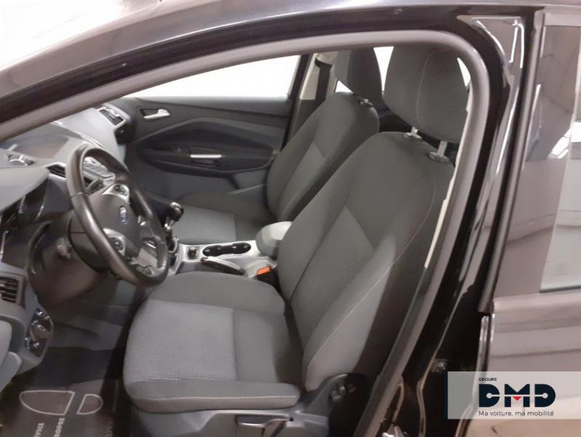 Ford C-max 1.6 Tdci 115ch Fap Edition - Visuel #8