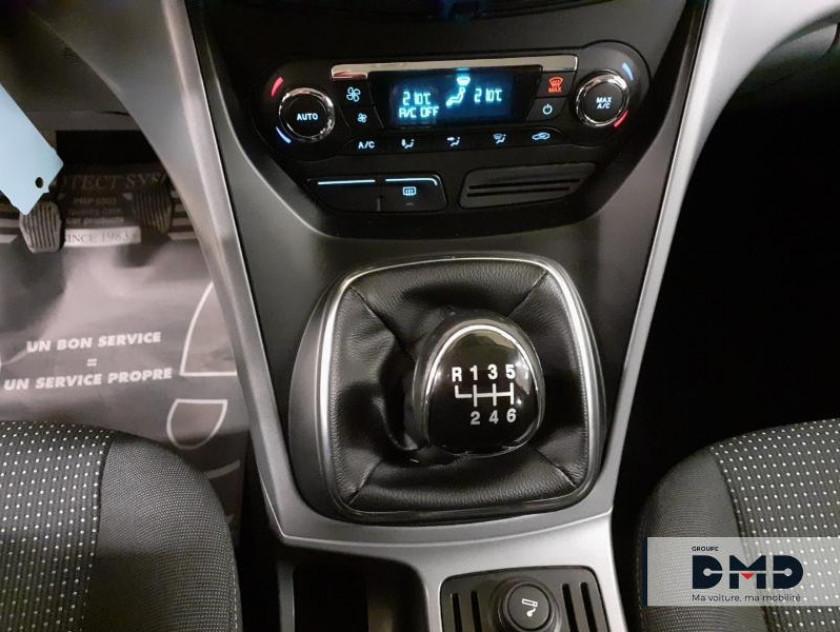 Ford C-max 1.6 Tdci 115ch Fap Edition - Visuel #7