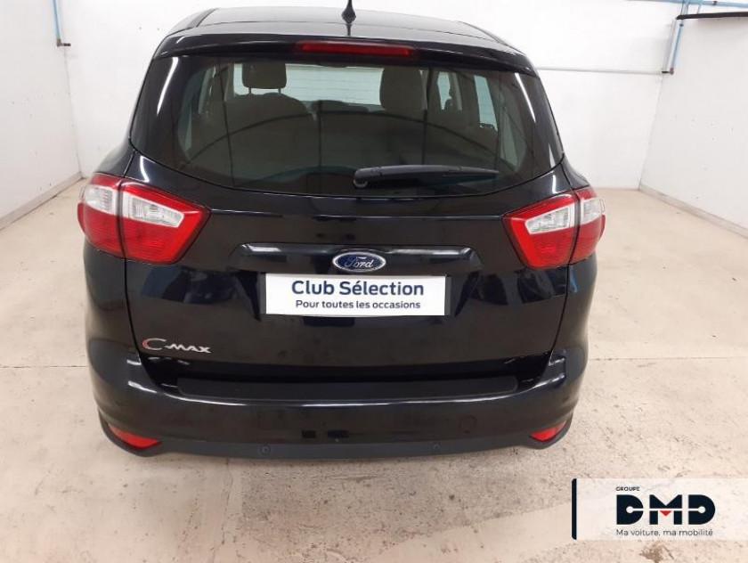 Ford C-max 1.6 Tdci 115ch Fap Edition - Visuel #10