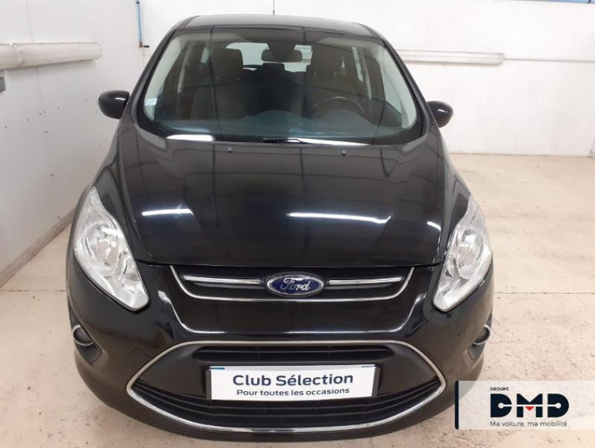 Ford C-max 1.6 Tdci 115ch Fap Edition - Visuel #3