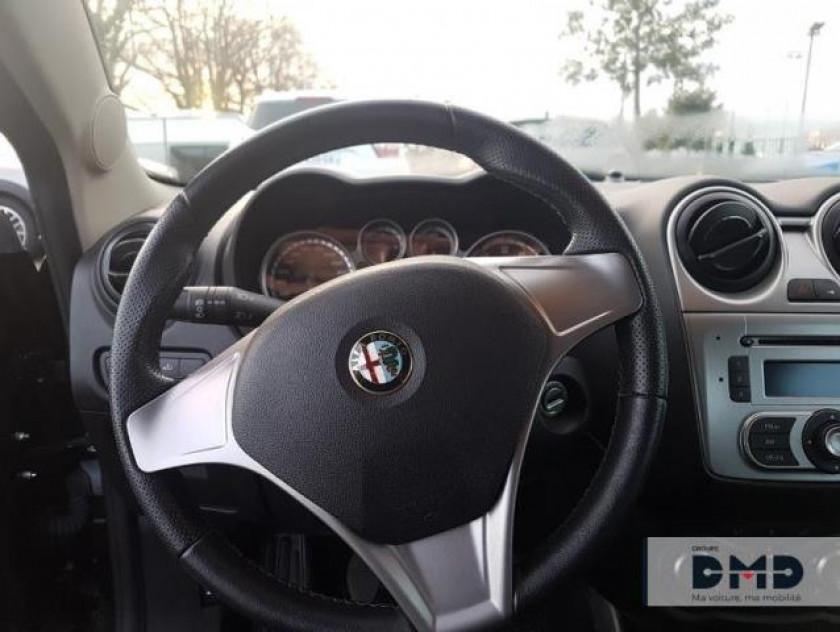 Alfa Romeo Mito 1.4 Mpi 78ch Distinctive Stop&start - Visuel #7
