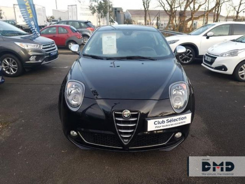Alfa Romeo Mito 1.4 Mpi 78ch Distinctive Stop&start - Visuel #4