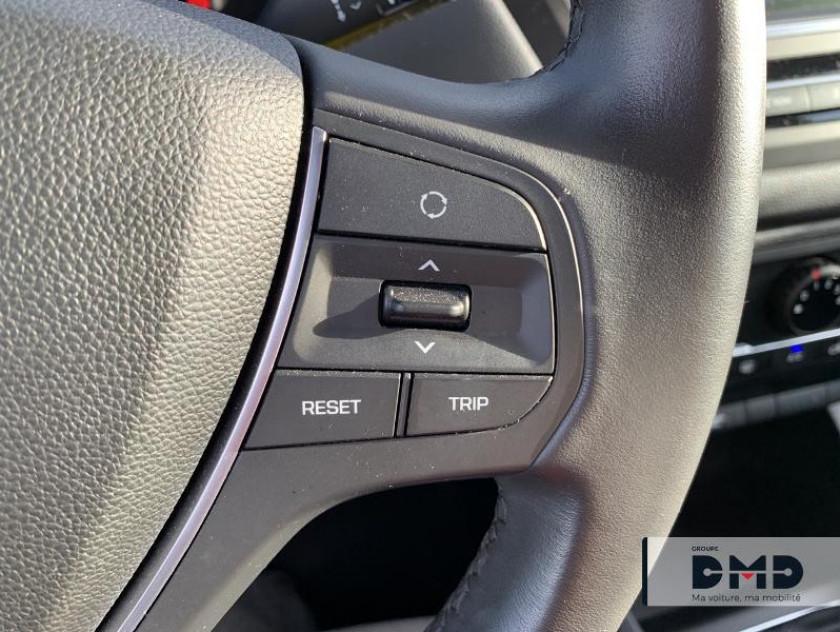 Hyundai I20 1.2 75 Edition #clim - Visuel #15