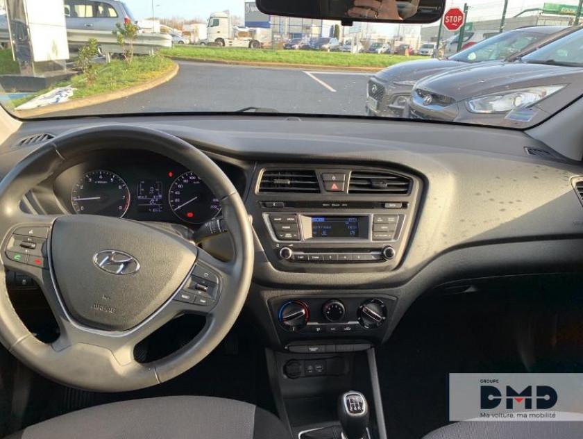 Hyundai I20 1.2 75 Edition #clim - Visuel #5