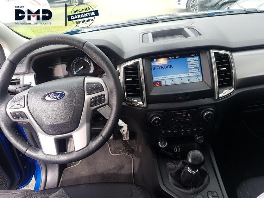 Ford Ranger 2.0 Tdci 170ch Super Cab Xlt - Visuel #5