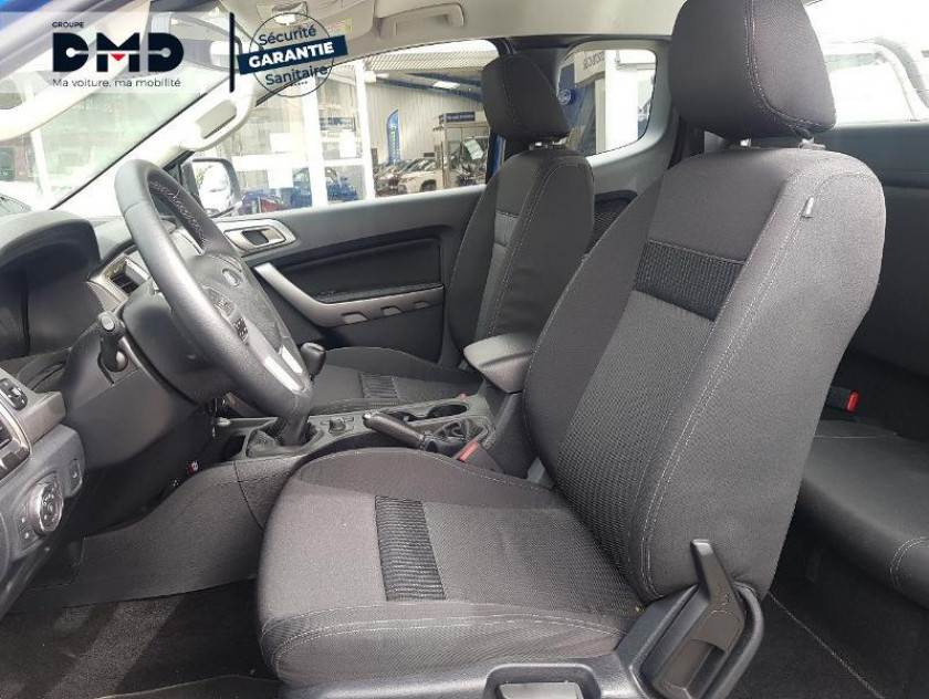 Ford Ranger 2.0 Tdci 170ch Super Cab Xlt - Visuel #9