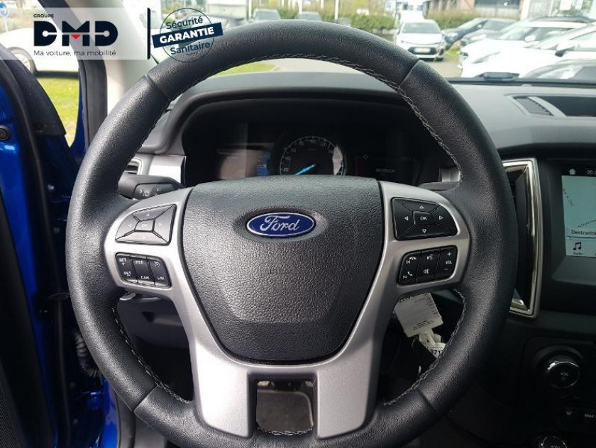 Ford Ranger 2.0 Tdci 170ch Super Cab Xlt - Visuel #7