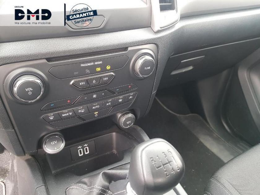 Ford Ranger 2.0 Tdci 170ch Super Cab Xlt - Visuel #8