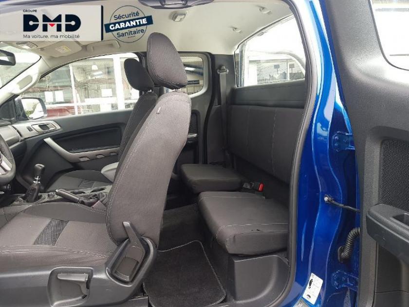 Ford Ranger 2.0 Tdci 170ch Super Cab Xlt - Visuel #10