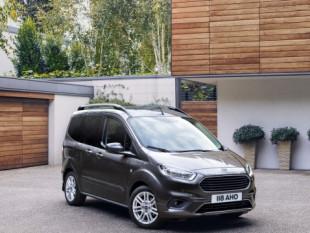 Ford Tourneo Courier 1.5 Tdci 100 Bv6 S&s Titanium 4p