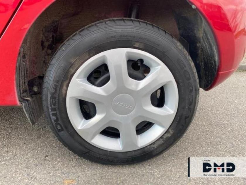 Dacia Sandero 1.2 16v 75ch Ambiance - Visuel #13