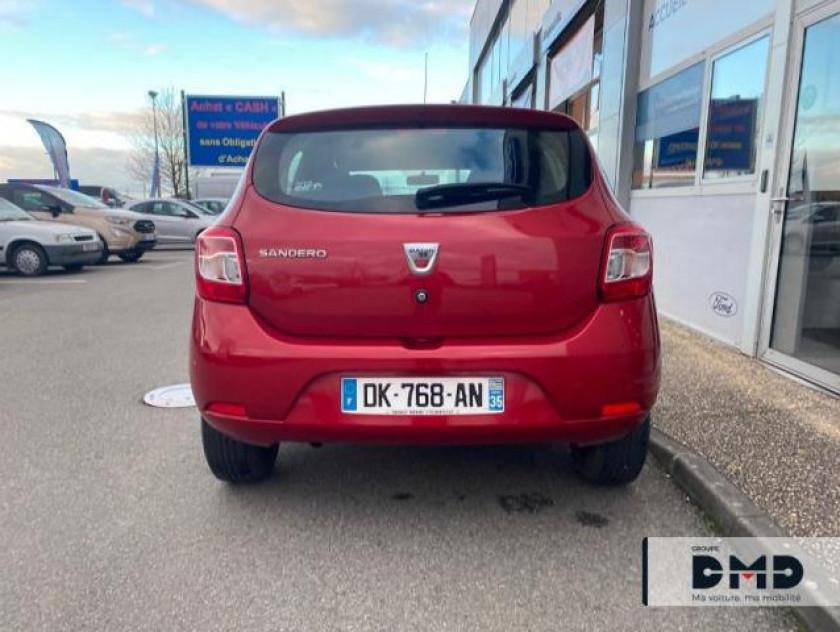 Dacia Sandero 1.2 16v 75ch Ambiance - Visuel #11