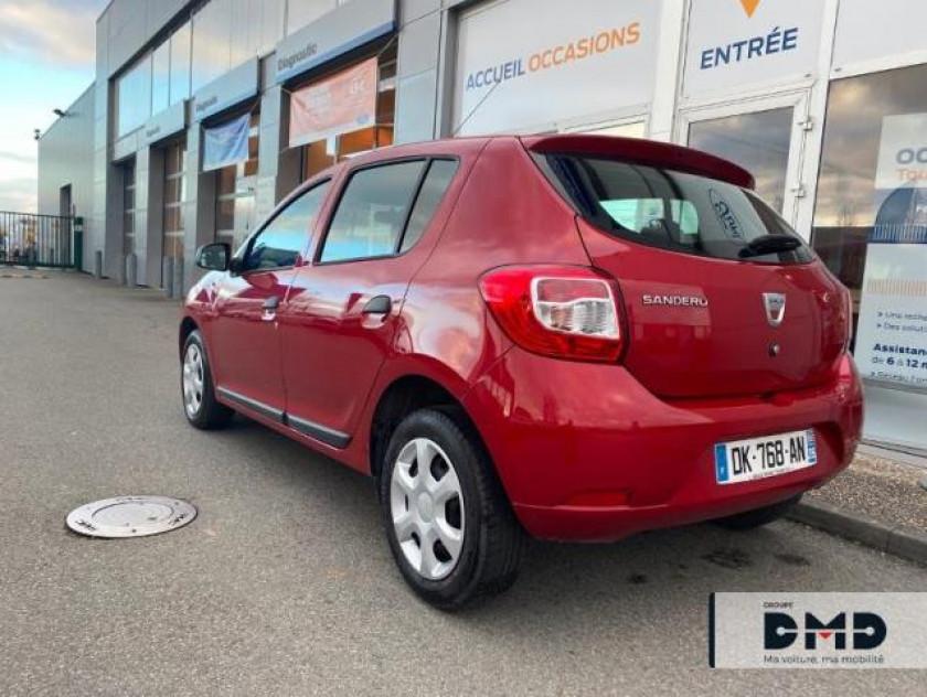 Dacia Sandero 1.2 16v 75ch Ambiance - Visuel #3