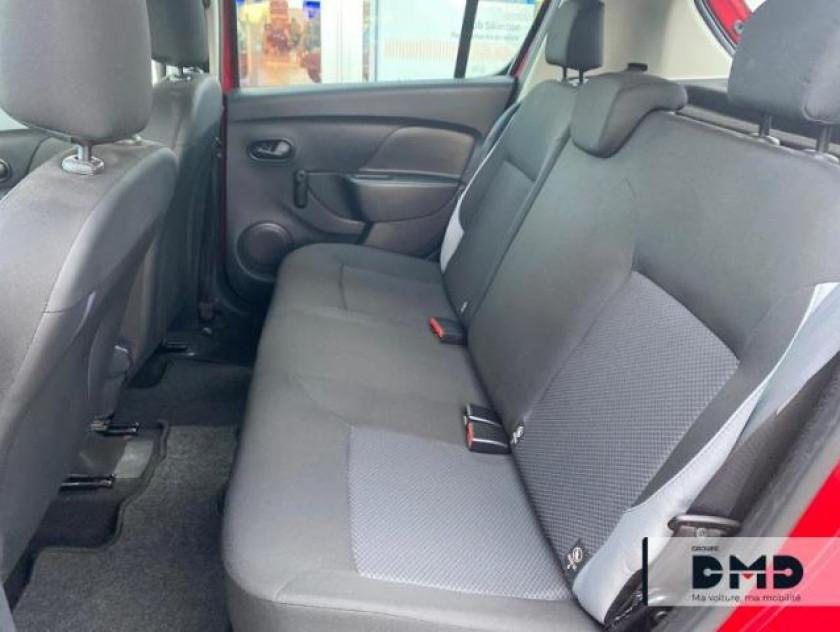 Dacia Sandero 1.2 16v 75ch Ambiance - Visuel #10