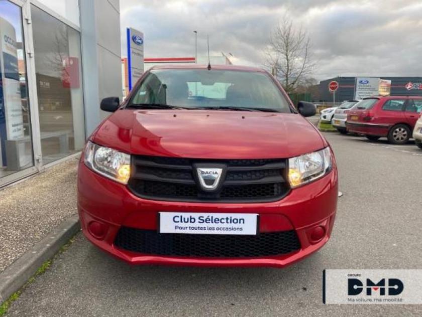 Dacia Sandero 1.2 16v 75ch Ambiance - Visuel #4