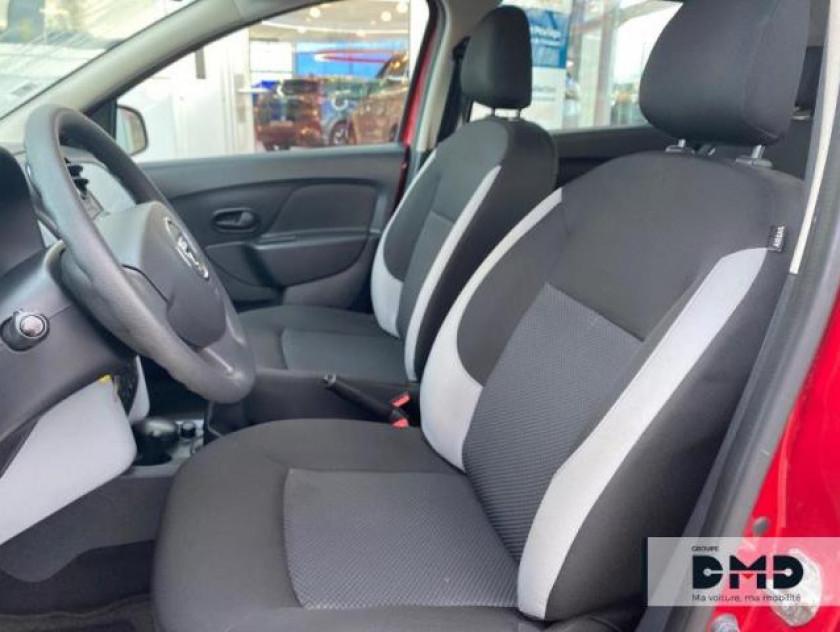 Dacia Sandero 1.2 16v 75ch Ambiance - Visuel #9