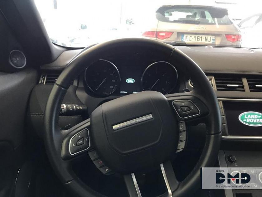 Land Rover Evoque 2.0 Td4 180 Landmark Edition 4x4 Bva Mark Vi - Visuel #7