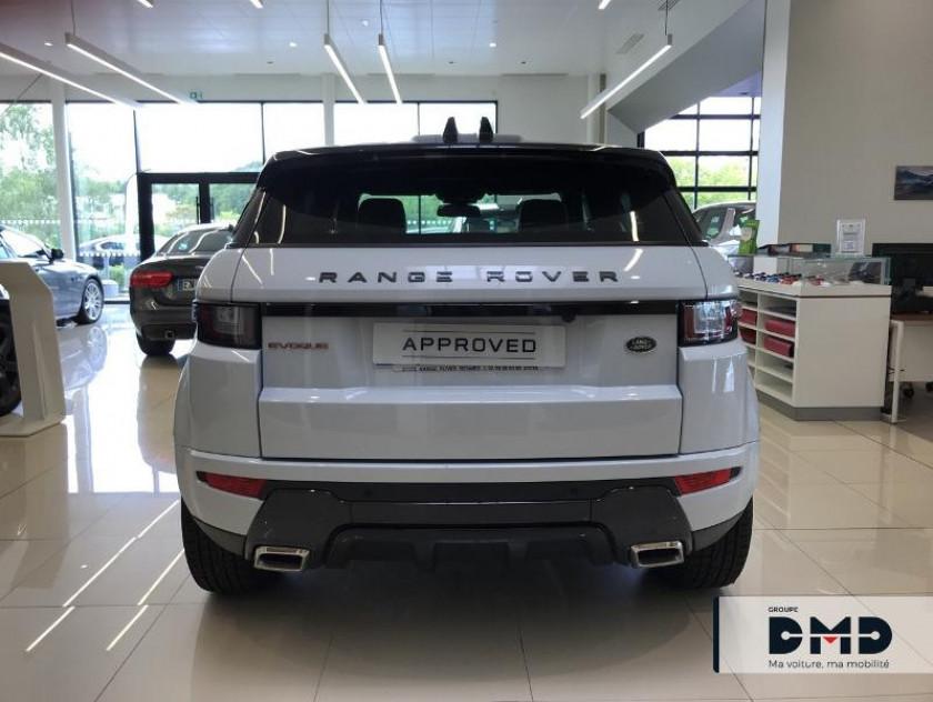 Land Rover Evoque 2.0 Td4 180 Landmark Edition 4x4 Bva Mark Vi - Visuel #11