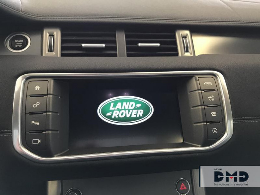 Land Rover Evoque 2.0 Td4 180 Landmark Edition 4x4 Bva Mark Vi - Visuel #6
