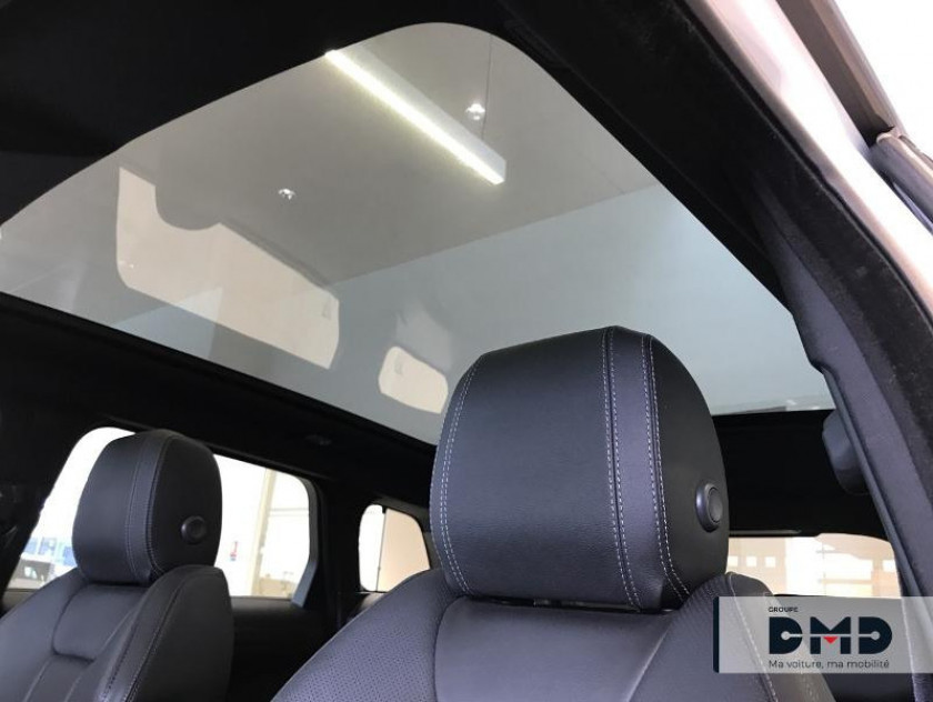 Land Rover Evoque 2.0 Td4 180 Landmark Edition 4x4 Bva Mark Vi - Visuel #14