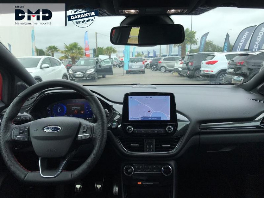 Ford Puma 1.0 Ecoboost 125ch Mhev St-line - Visuel #5
