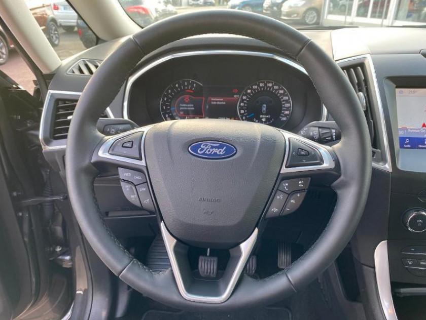 Ford Galaxy 2.0 Ecoblue 150ch Titanium - Visuel #7