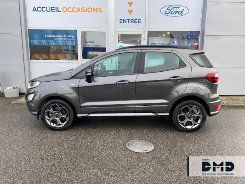 Ford Ecosport 1.0 Ecoboost 125ch St-line Euro6.2 - Visuel #2