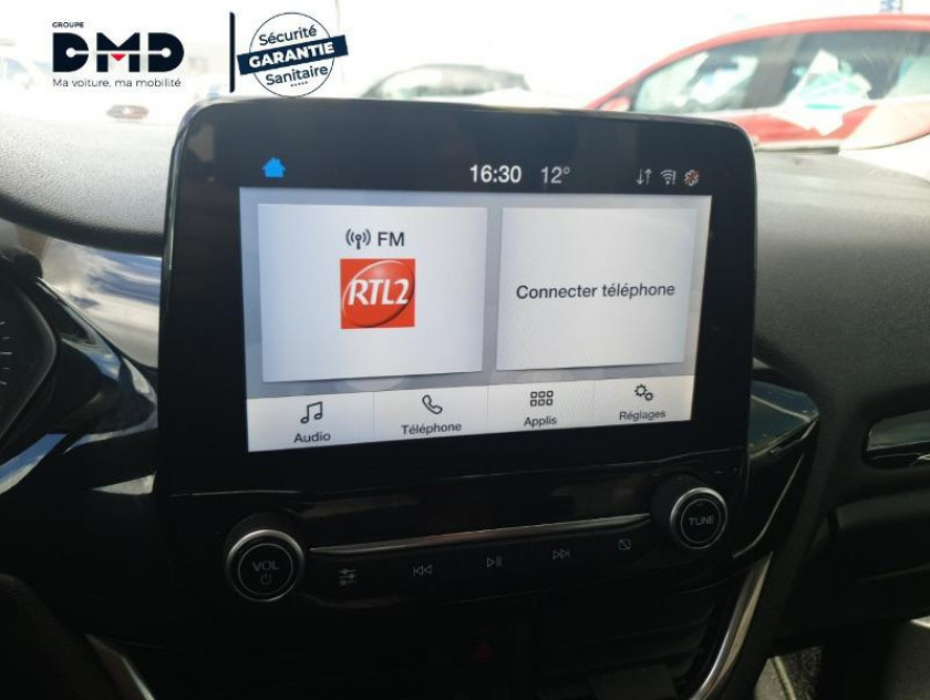 Ford Fiesta 1.5 Tdci 85ch Cool & Connect 5p - Visuel #6