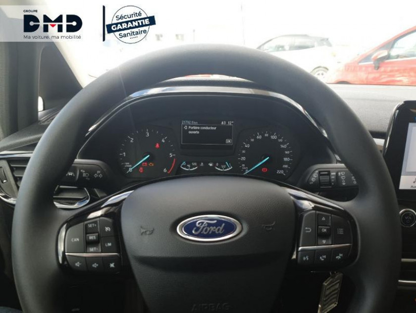 Ford Fiesta 1.5 Tdci 85ch Cool & Connect 5p - Visuel #7
