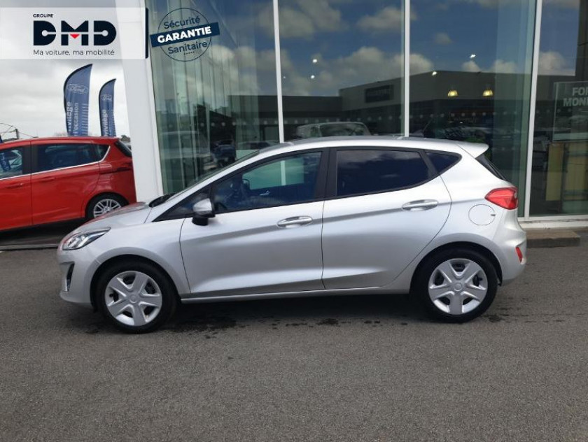 Ford Fiesta 1.5 Tdci 85ch Cool & Connect 5p - Visuel #2