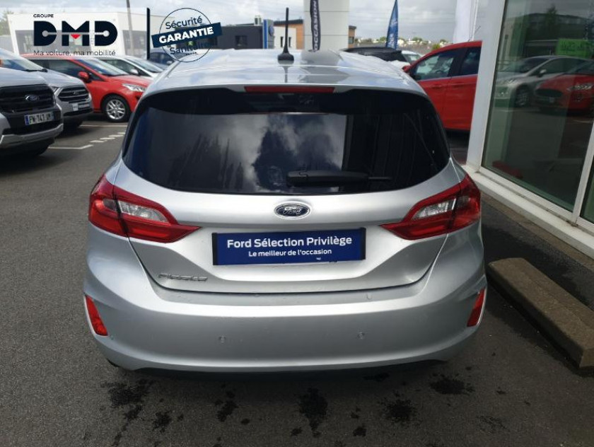 Ford Fiesta 1.5 Tdci 85ch Cool & Connect 5p - Visuel #11