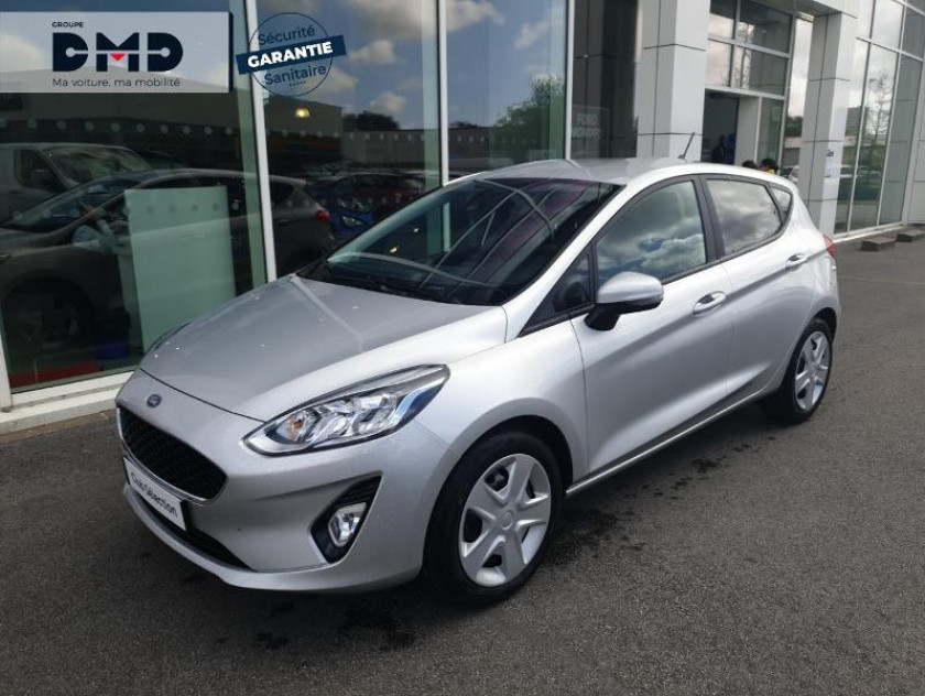 Ford Fiesta 1.5 Tdci 85ch Cool & Connect 5p - Visuel #14