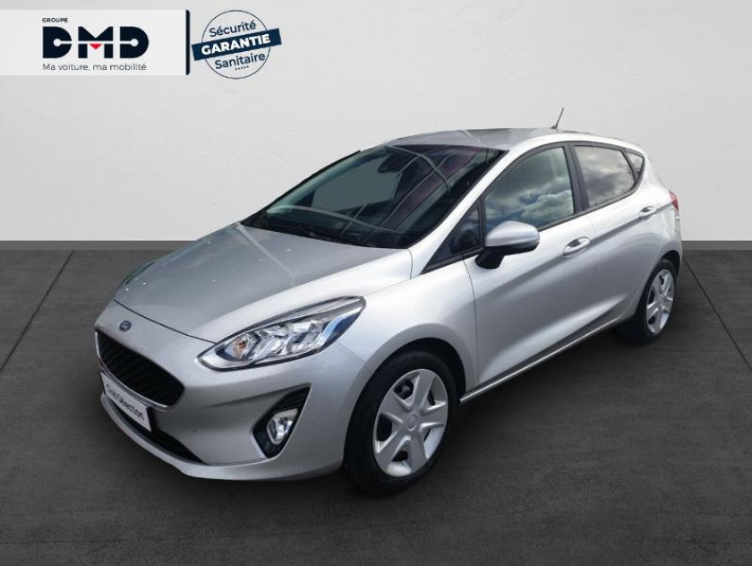 Ford Fiesta 1.5 Tdci 85ch Cool & Connect 5p - Visuel #1