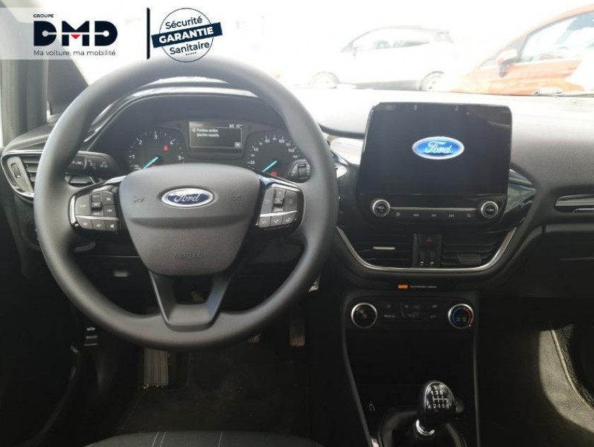 Ford Fiesta 1.5 Tdci 85ch Cool & Connect 5p - Visuel #5