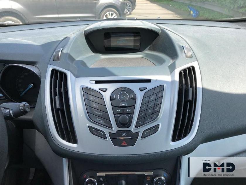Ford C-max 1.6 Tdci 115ch Fap Edition - Visuel #6