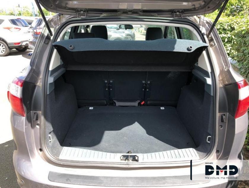 Ford C-max 1.6 Tdci 115ch Fap Edition - Visuel #12