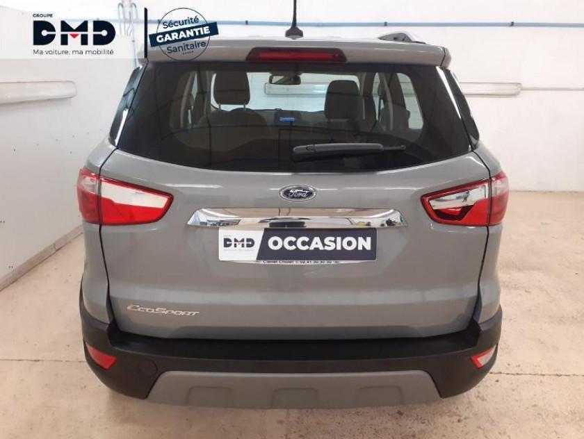 Ford Ecosport 1.0 Ecoboost 125ch Titanium - Visuel #11