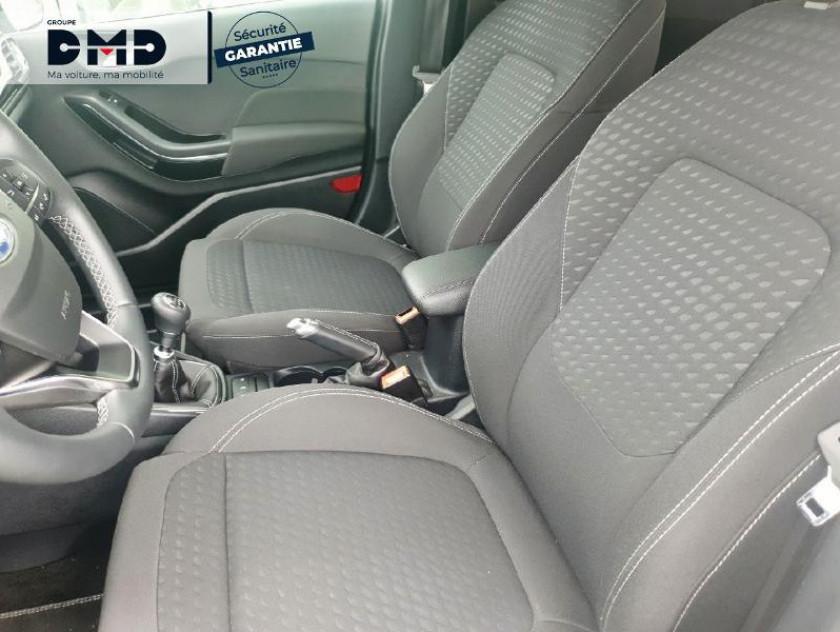 Ford Fiesta 1.0 Ecoboost 95ch Titanium 5p - Visuel #8