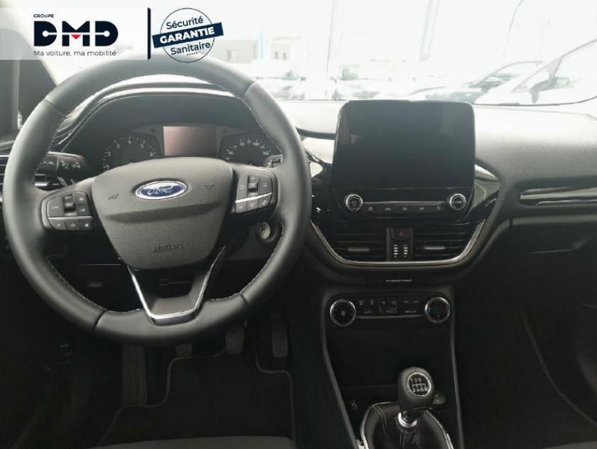 Ford Fiesta 1.0 Ecoboost 95ch Titanium 5p - Visuel #4