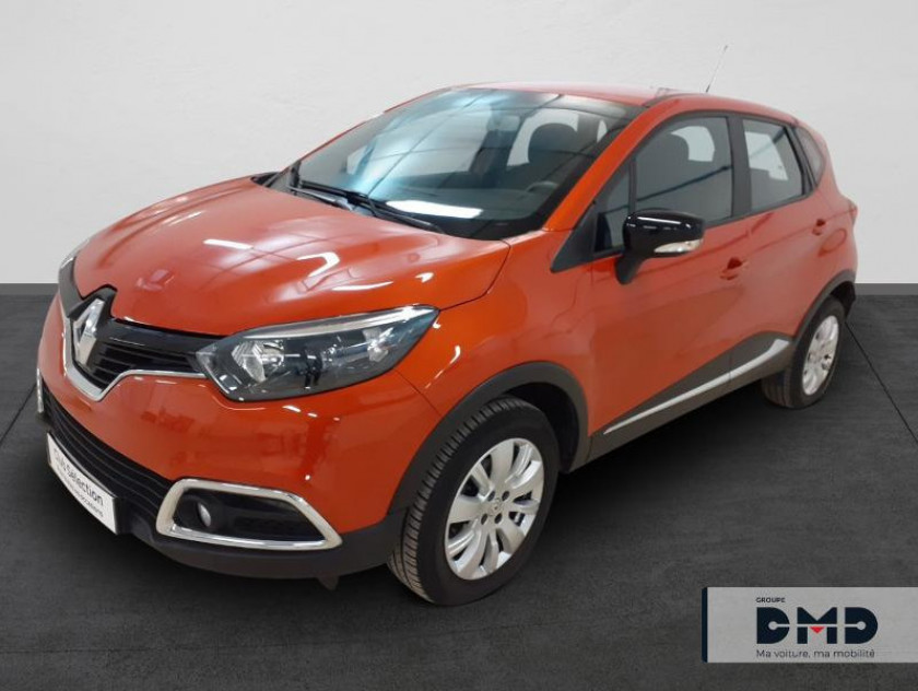 Renault Captur 0.9 Tce 90ch Stop&start Energy Business Eco² Euro6 114g 2016 - Visuel #15