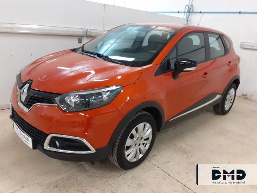 Renault Captur 0.9 Tce 90ch Stop&start Energy Business Eco² Euro6 114g 2016 - Visuel #14