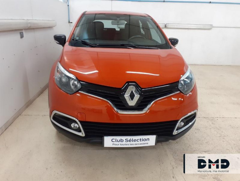 Renault Captur 0.9 Tce 90ch Stop&start Energy Business Eco² Euro6 114g 2016 - Visuel #4